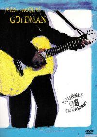 Cover Jean-Jacques Goldman - Tournée 98 - En passant [DVD]